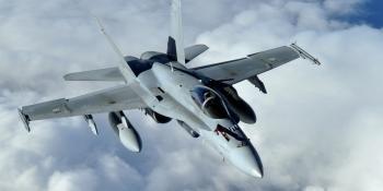 Finnish F/A-18
