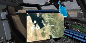 HH-60W VRMR training environment