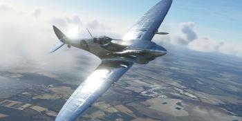 FlyingIron Simulations Spitfire L.F Mk.IXC