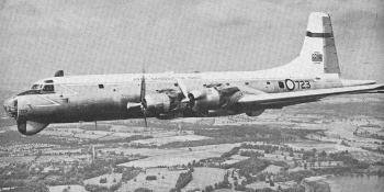 An RCAF Argus