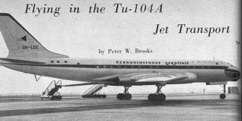 CSA Tu-104