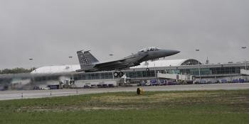 Delivery of the second F-15EX