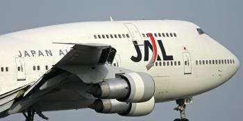 JAL 747-300