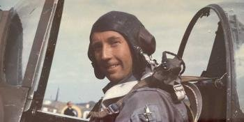 How I became a pilot in the Battle of Britain film