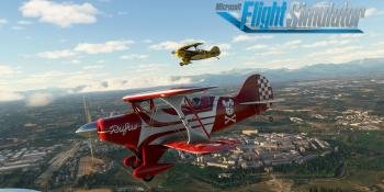 Microsoft Flight Simulator for Xbox Released