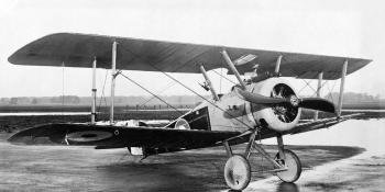 How World War One changed aviation forever