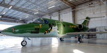 USAF T-1A Heritage Jet