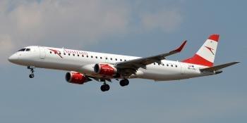 Austrian Airlines Embraer E195