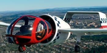 Orbx EA-7 Edgley Optica