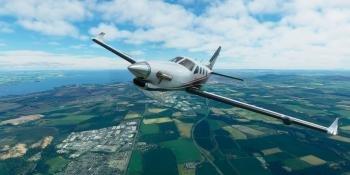 Microsoft Flight Simulator - Sim Update IV and V