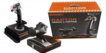 New Raptor controllers incoming