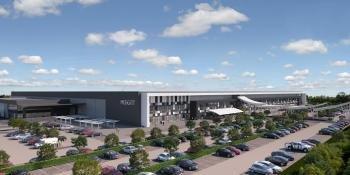 New Meggitt facility at Ansty Park