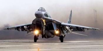 Russian Air Force MiG-29SMT Astrakan