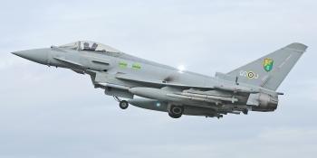 UK RAF Eurofighter