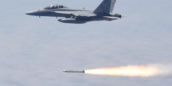 AARGM-ER missile reaches Milestone C