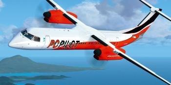 Flight Adventure: A Caribbean Tour