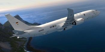 Impression of German Navy P-8A