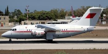 Bahrain Amiri Flight RJ70