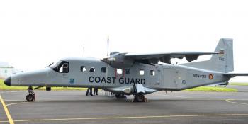 New Mauritius Coast Guard Dornier 228
