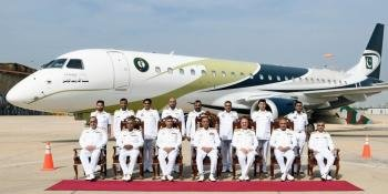 Pakistan Navy Lineage 1000 induction