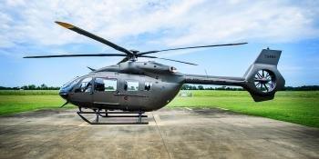 US Army National Guard UH-72B Lakota