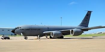 First upgraded Turkish AF KC-135R