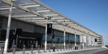 Manchester Airport external