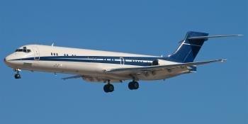 Houston MD-87 Crash