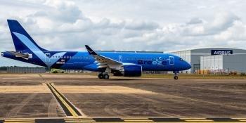 Airbus A220 Breeze Airways