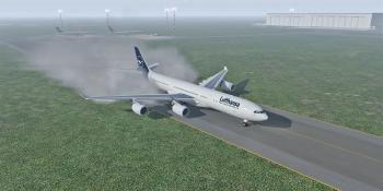 JARDesign's Airbus A340-5