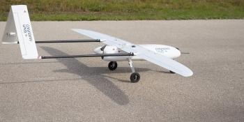 File image of a Canadian UAVs RPAS