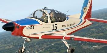 VSKYLABS' CT/4E Airtrainer for X-Plane