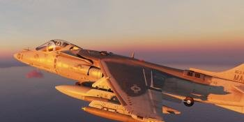 DCS World - To Infinity - and Beyond