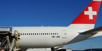 Jettainer and Swiss