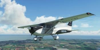 Setting up controllers and peripherals in Microsoft Flight Simulator