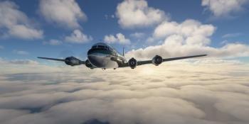 PMDG's Douglas DC-6 for Microsoft Flight Simulator