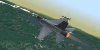 Retro flight simming