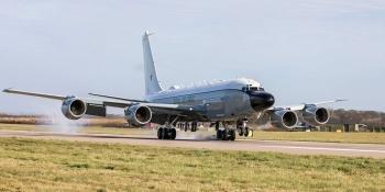 RC-135W Rivet Joint Airseeker