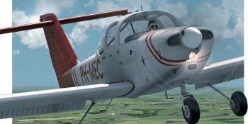 Just Flight PA-38 Tomahawk Simulator