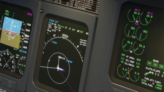 PC Pilot Cockpit