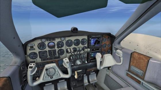 MilViz – Beechcraft Baron B55 and E55