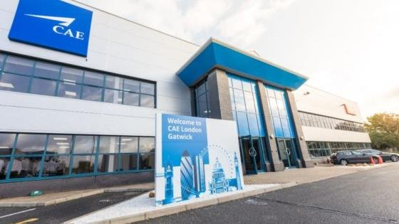 CAE Training Centre Opens at London Gatwick