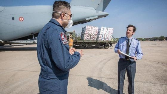 Turkish Atlas Delivers PPE to UK