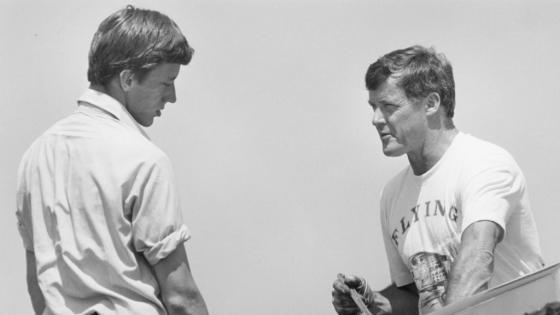Mark and Ray Hanna.