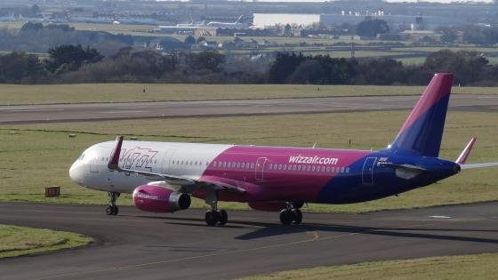 Wizz Air/Steve Hall